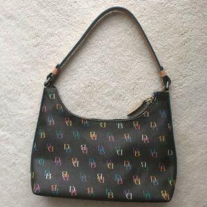 Dooney & Bourke Small Black Shoulder bag / Purse